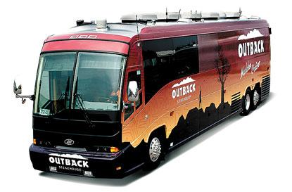 John Madden's Outback RV
